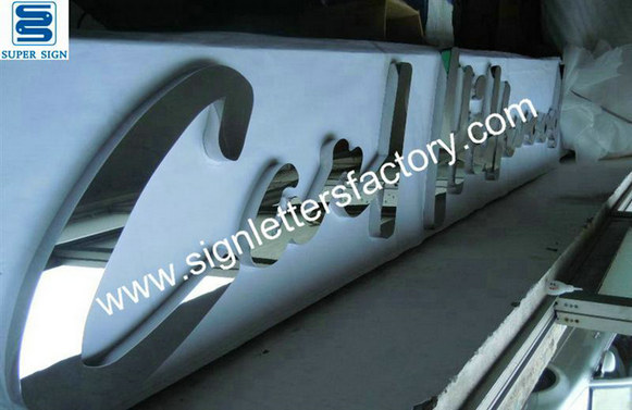 316 mirror stainless steel letters 05