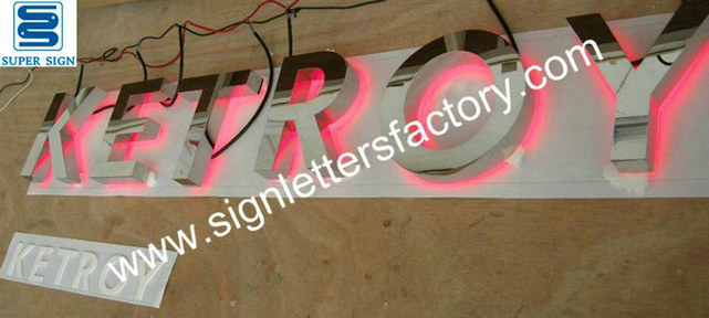 backlit LED sign letters 08