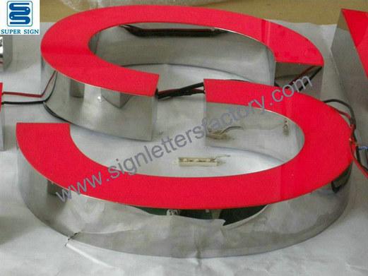 facelit LED sign letters 08