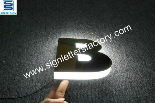 edgelit LED sign lettering 02