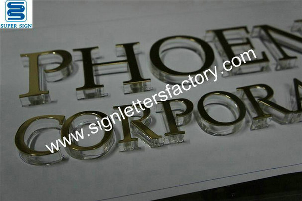 laminated acrylic sign letters 07