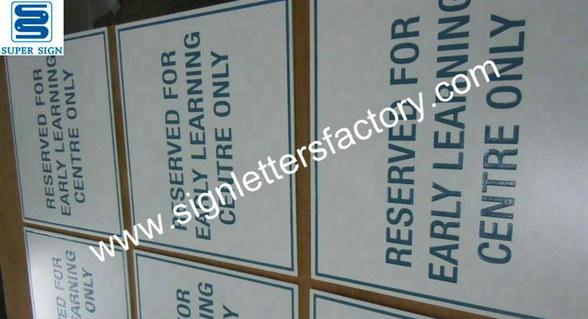 etched aluminum sign panels 01