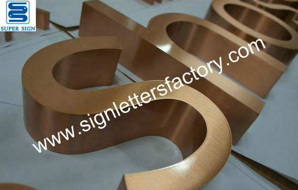 copper sign letters 01